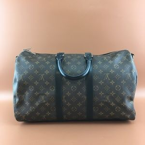 Preowned Louis Vuitton Keepall 45 Bandouliere
